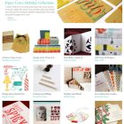 Felt & Wire Holiday Gift Wrap Cards Tags