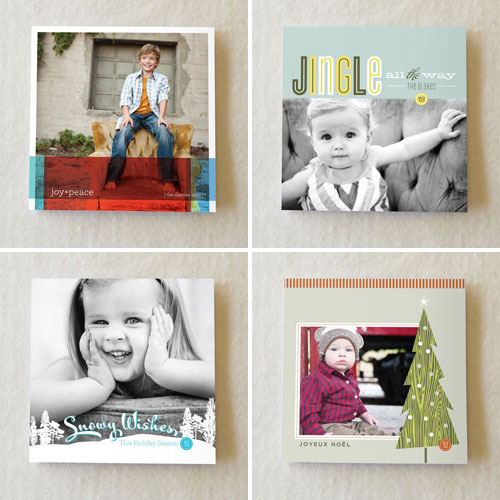Stacey Day Holiday Photo Cards