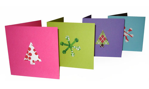 Meant to Be Sent Holiday Cards