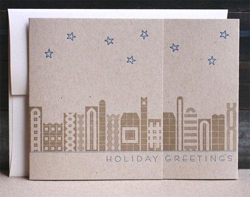 Starshaped Press Letterpress Cards