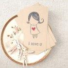 Printable Love Stationery Set