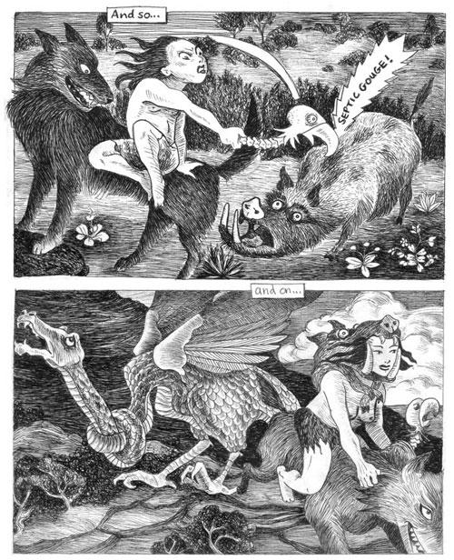 Rigel Stuhmiller Illustration