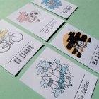 Letterpress Bookplates