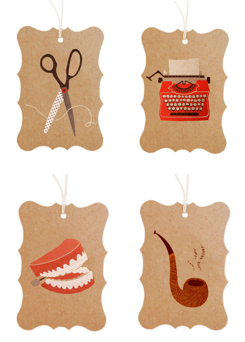 Ask Alice Gift Tags