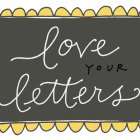 Love Your Letters Workshop