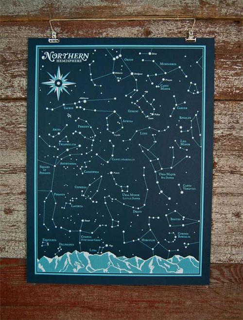 astronomy charts northern hemisphere - photo #29