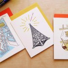 Fickle Hill Letterpress Cards