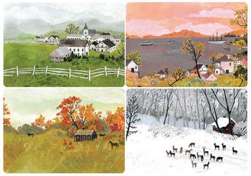 Seasonal Cards
