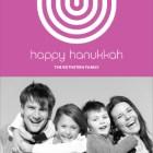 Happy Hanukkah (Menorah) Cards