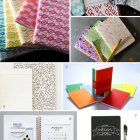Journals Notebooks Gift Ideas