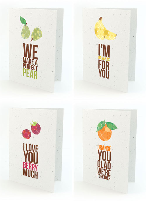 Botanical Paperworks Plantable Cards