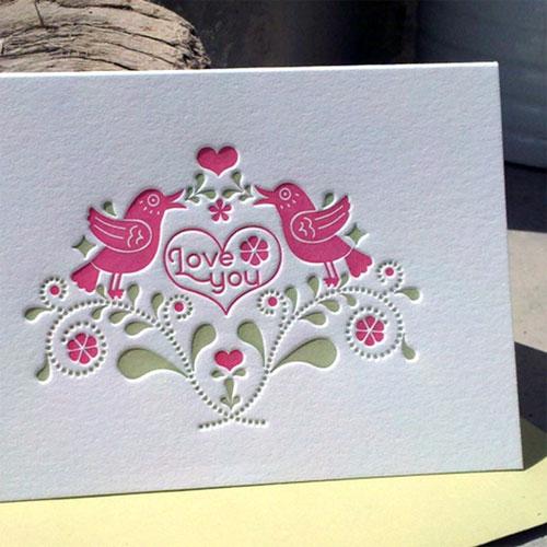 Byvik Ink Valentine