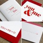 Paper Dahlia Press Love Cards