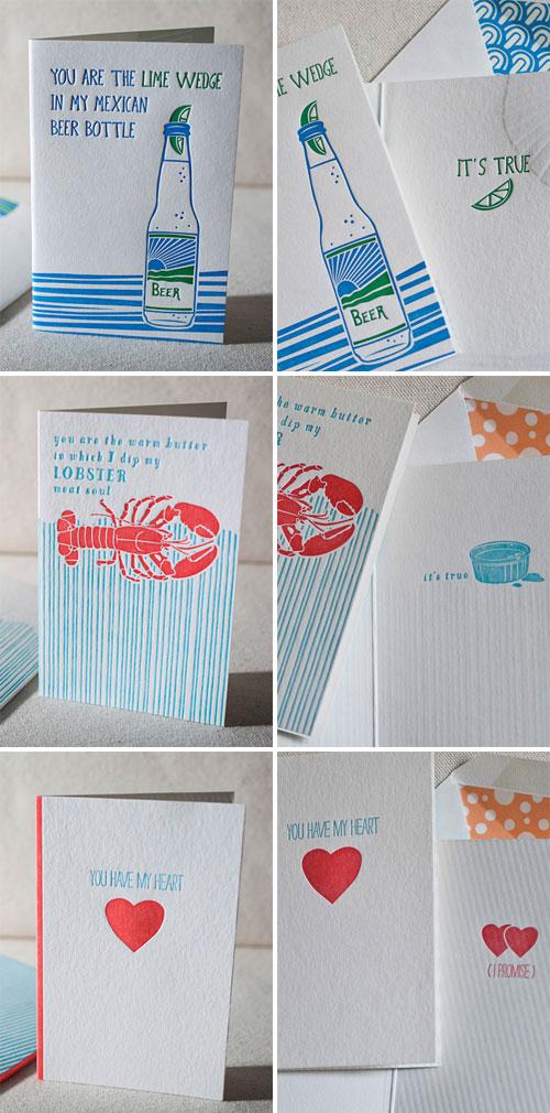 Smock Valentine's Day Cards