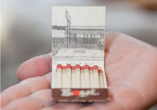 Matchbook Landscapes Krista Charles
