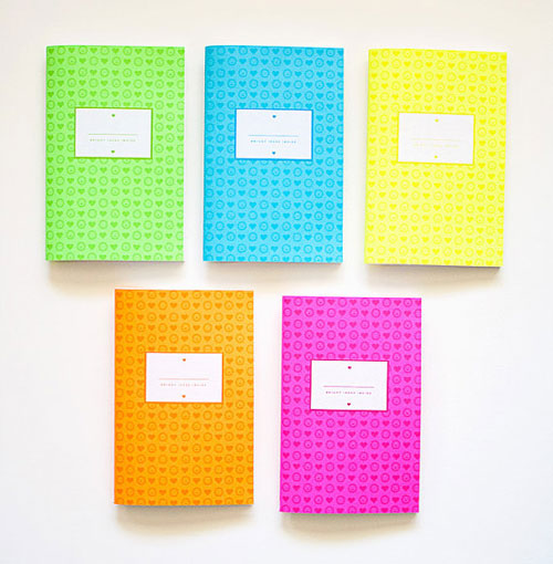 One Plus One Design Notebooks