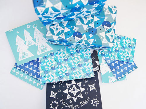 Sam Osborne Christmas Paper Goods
