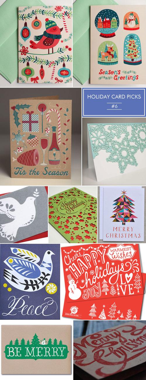 Holiday Card Picks #6