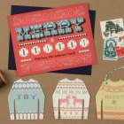 Free Printable Holiday Card & Ugly Sweater Tags
