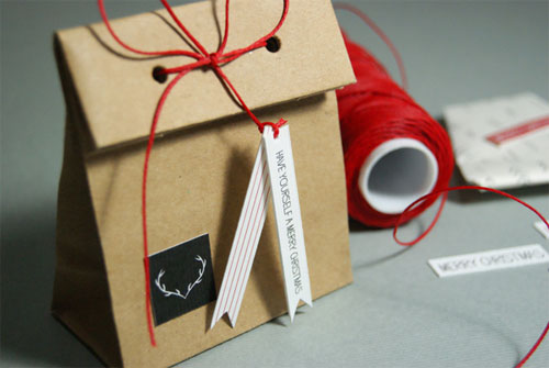 Modern Christmas Packaging Concepts