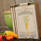 Garden Seeds Greeting Cards