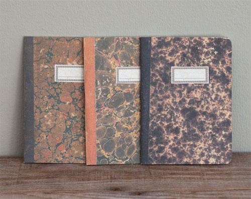 Marbled Notebooks | ARMINHO