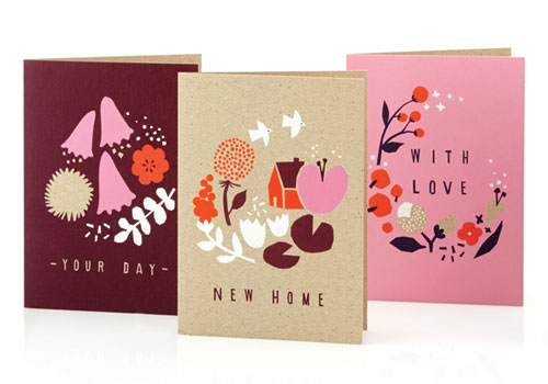 Bloom Greeting Cards | Darling Clementine
