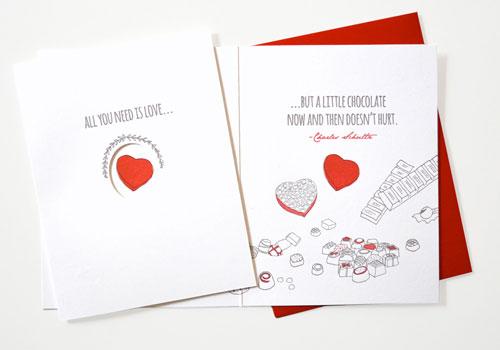 Quotations Letterpress Card | Wild Ink Press