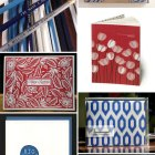 Red, White, and Blue Paper Goods as seen on papercrave.com