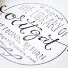 Custom Ex Libris Stamp | Plurabelle
