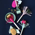 DIY Party Blowers | Olivia Kanaley for julep