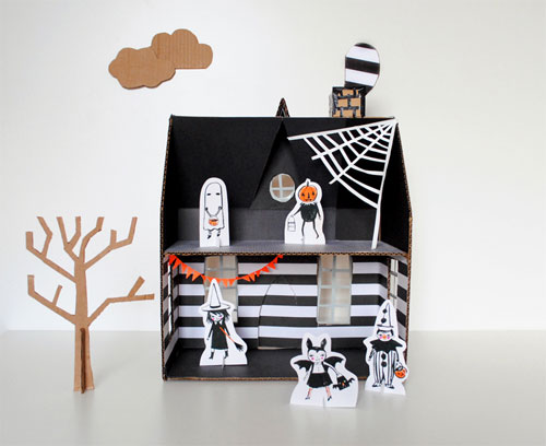 DIY Haunted House | Mermag