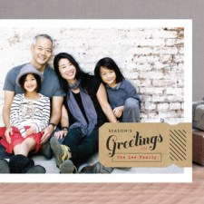 Holiday Post Photo Cards
