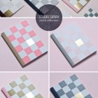 Studio Sarah Check Notebook Collection
