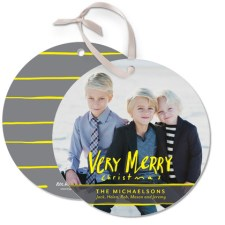 Very Merry Days Holiday Photo Cards