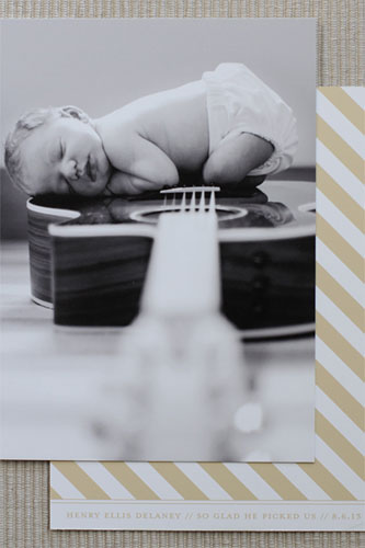 Photo Birth Announcement | Maida Vale