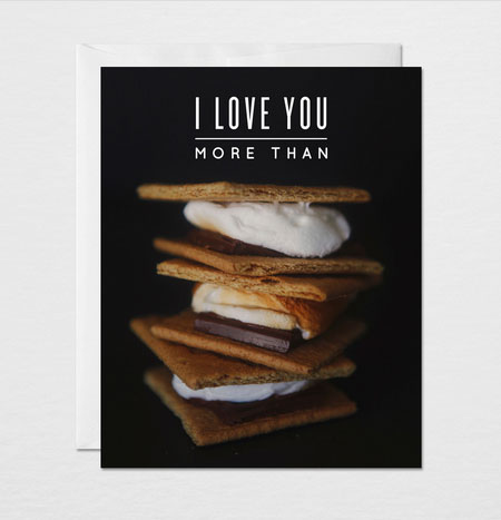 I Love You More Than S'mores | Gather & Dwell