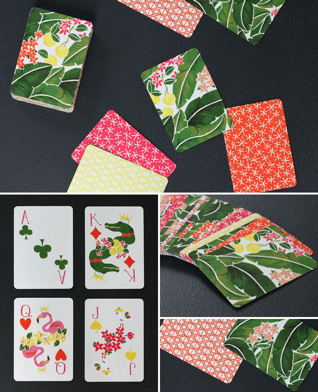 Islet Playing Cards | Karla Pruitt