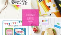 4 Fab Back to School Freebies as seen on papercrave.com
