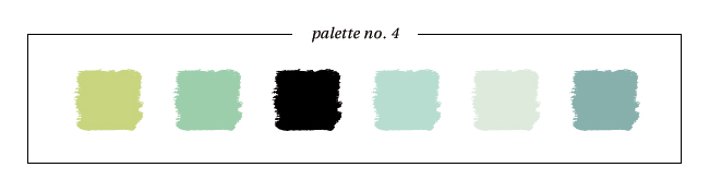 Winter & Holiday 2014 -2015 Inspired Color : Palette No. 4