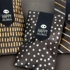 DIY Metallic Halloween Treat Bags + Free Printble Labels | Paper Crave for Craftsy