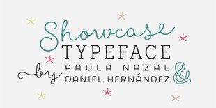 Showcase Font Family by Latinotype