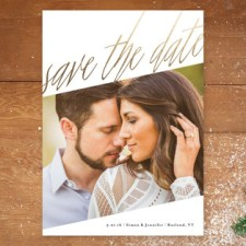 Up & Up Save the Date Cards