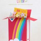 Charmies Cereal Box Card Kit Die Cuts | k.becca