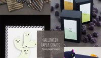 Halloween Printables & Paper Crafts from Paper Crave
