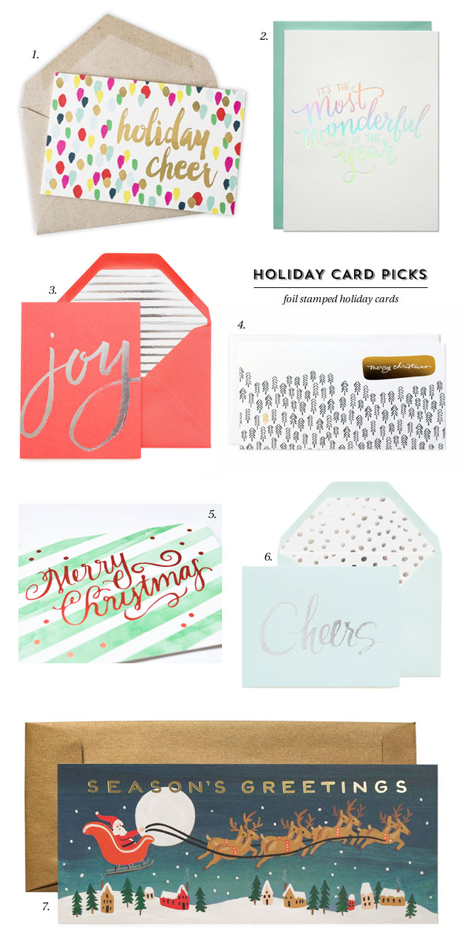 http://i1.wp.com/papercrave.com/wp-content/uploads/2015/11/holiday-card-picks-foil-stamped-holiday-cards.jpg?resize=650%2C1335