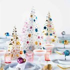 Sequin Christmas Tree Craft from Martha Stewart
