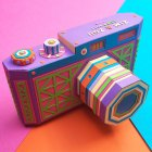 Paper Camera by Zim & Zou