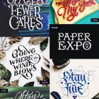 Hand Lettered Love #112