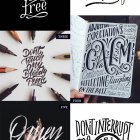 Hand Lettered Love #129